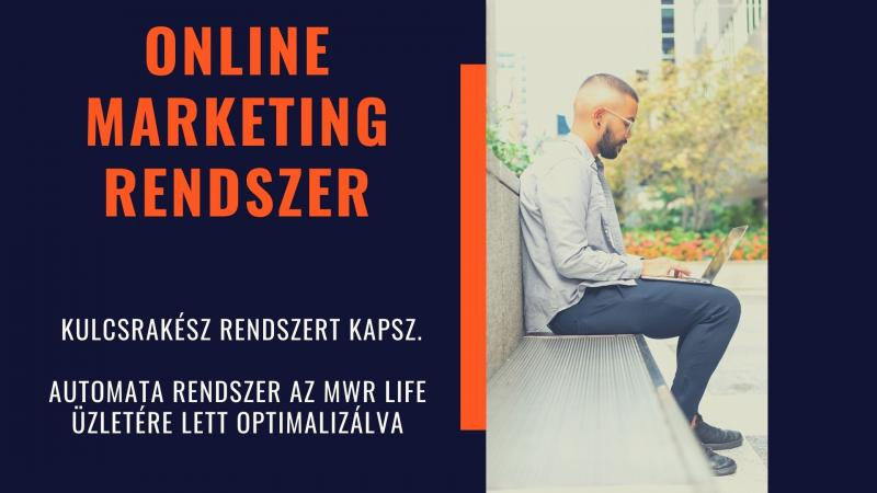 LifeStyles online marketing rendszer